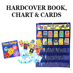 *Book & Pocket  Chart/Feeling  Cards